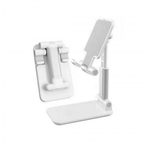 Suporte Mesa Tablet Celular iPhone Universal - BRANCO